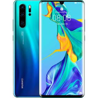 Huawei P30 Pro Mobile Phone Image