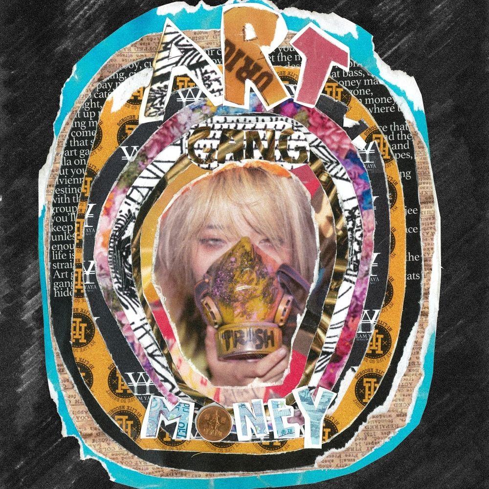 Swervy – ART GANG MONEY (Feat. Reddy) – Single