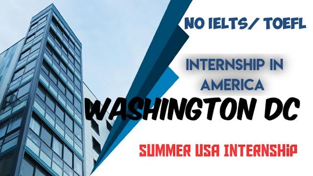 Washington post summer paid internship program 2020-21