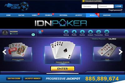 Pokerkoko adalah situs Bandar Judi Poker Online Deposit Pulsa Telkomsel dan XL pertama di Indonesia. agen poker via pulsa, poker deposit pulsa, judi pulsa telkomsel dan xl.