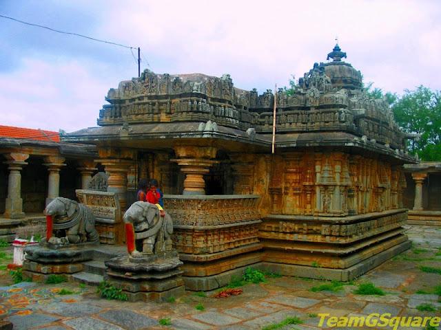 Hoysala Temple, Hullekere