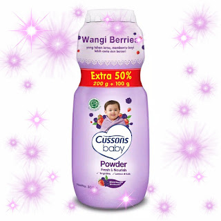Cussons  Baby Powder Mix Berry