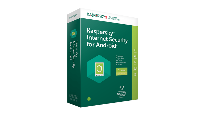 برنامج Kaspersky Internet Security لأجهزة Android