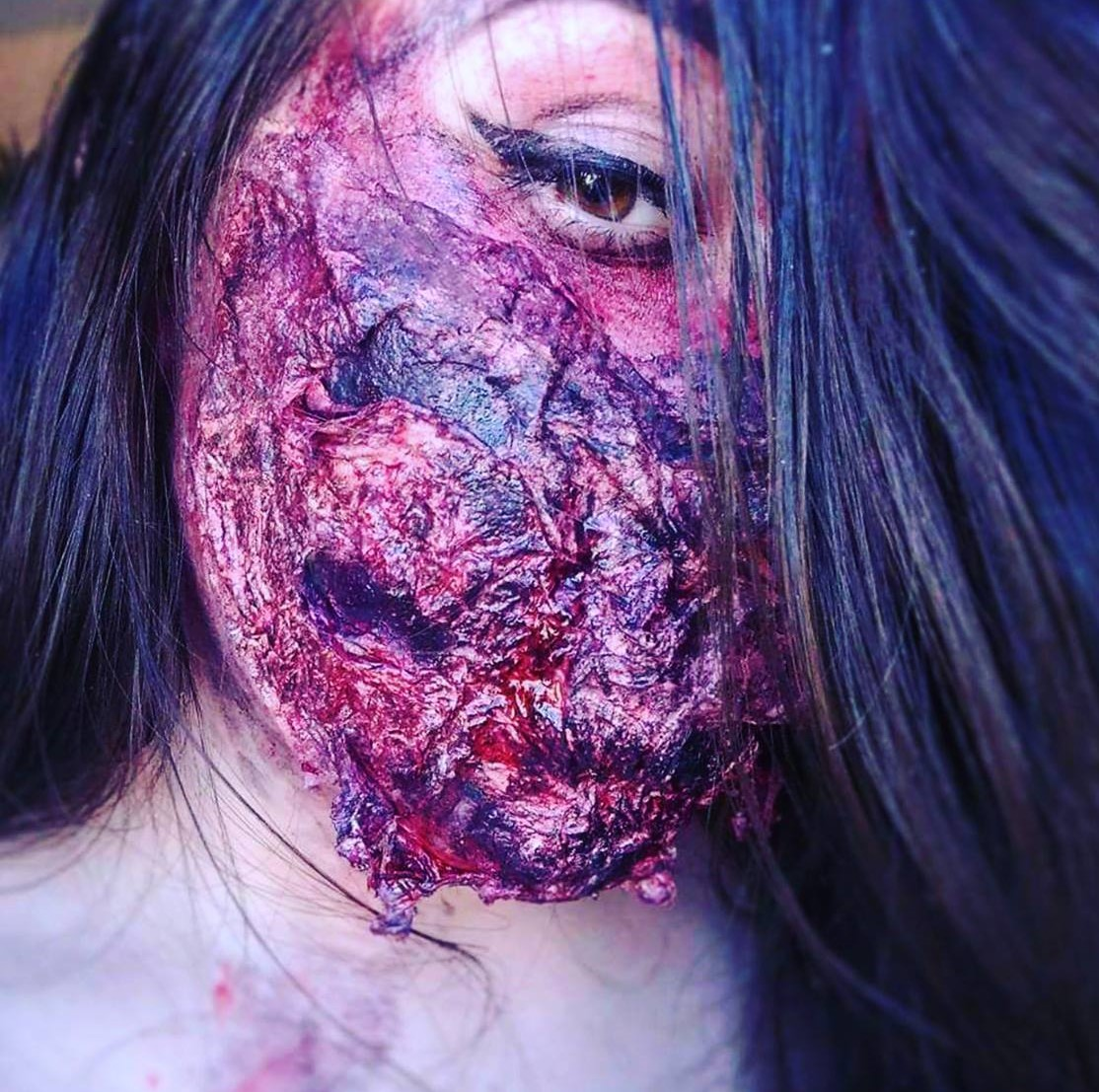 MAKEUP ART FX HALLOWEEN ALT MAQUILLAGE