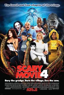 Scary Movie 4 (2006) ยำหนังจี้ หวีดล้างโลก