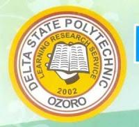 Delta Poly Ozoro 2017/2018 Registration & School Fees Payment Deadline
