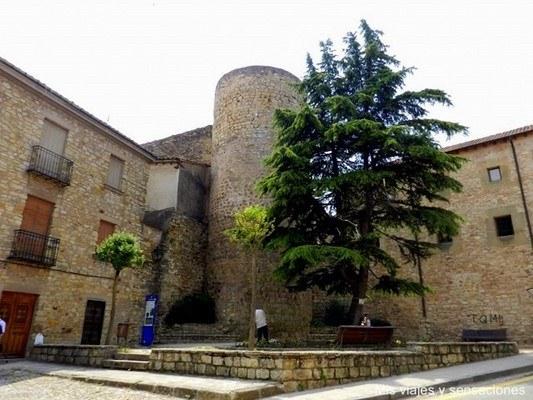 Antigua muralla de Sigüenza