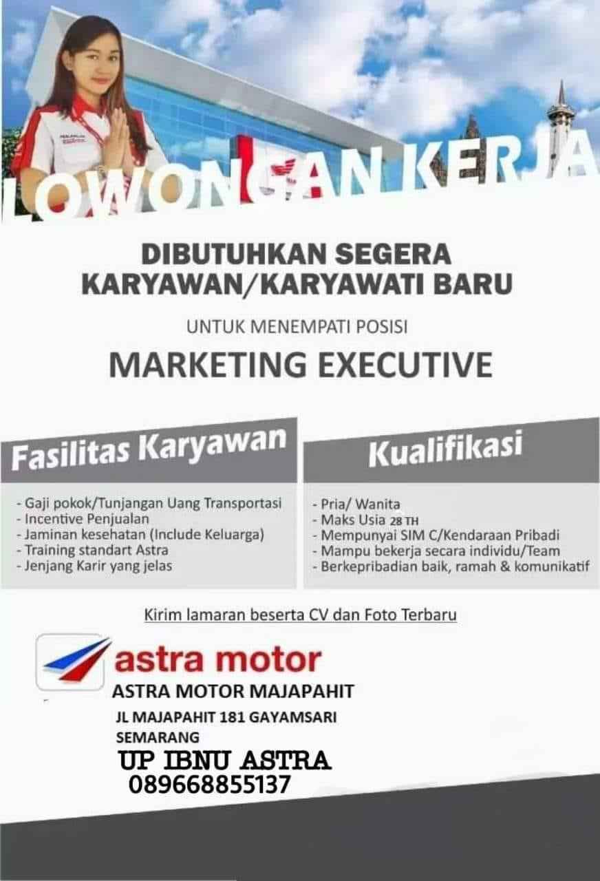 Astra Motor MAJAPAHIT GAYAMSARI Semarang