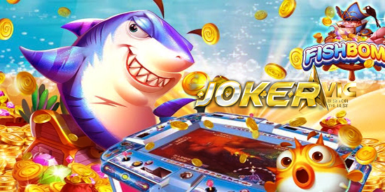 joker123 judi ikan