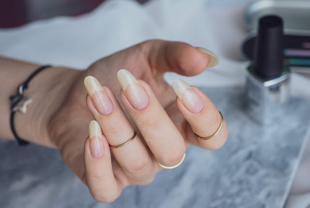 Sposób na mocne i długie naturalne paznokcie