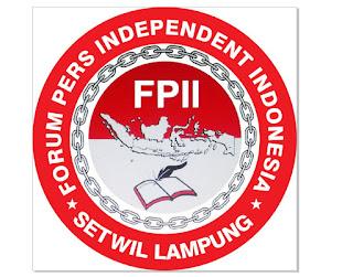 Tidak Ingin Diberitakan Oknum Kepala Sekolah Bayar Preman Untuk Membunuh Wartawan, FPII Lampung Angkat Bicara