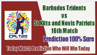 CPL T20 All Match Prediction