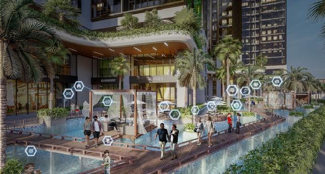 Dự án Sunshine City Sài Gòn Đỉnh cao của cuộc sống 4.0 giữa Sài thành tấp nập