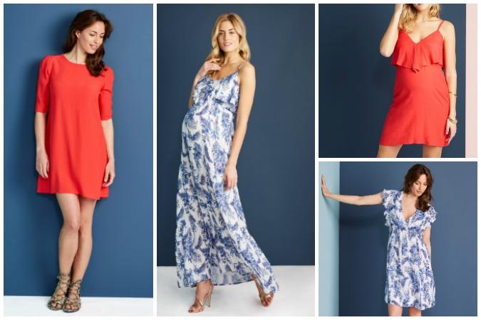 Life by envie de fraise - vestidos para antes, durante y después del embarazo
