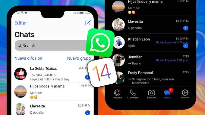 WhatsApp Fouad iOS v8.66