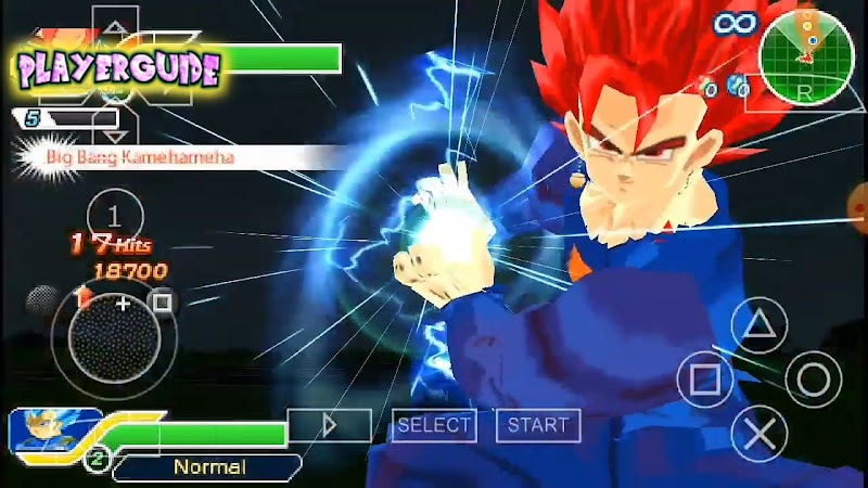 Dragon Ball Heroes Tenkaichi Tag Team Mod Download