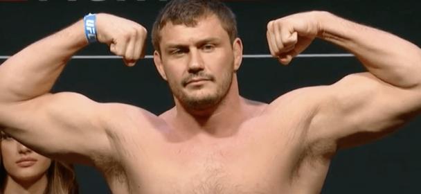 Matt Mitrione Bellator MMA