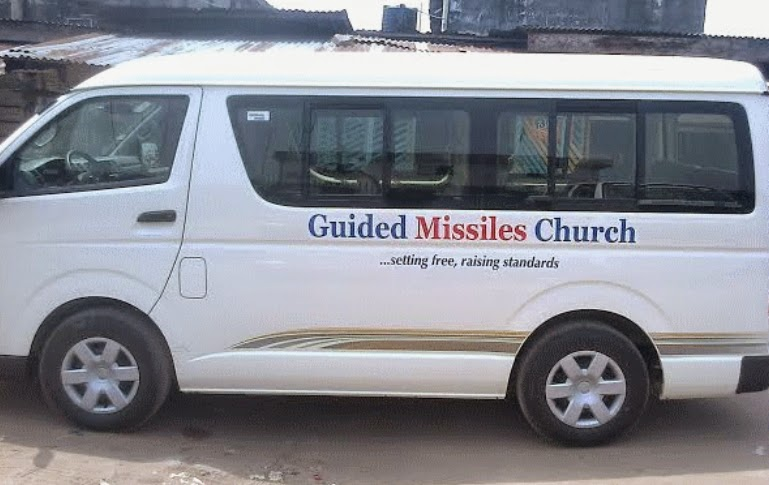 guided missiles church