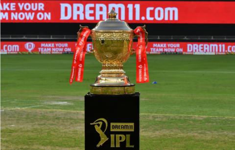 2021 IPL IN INDIA