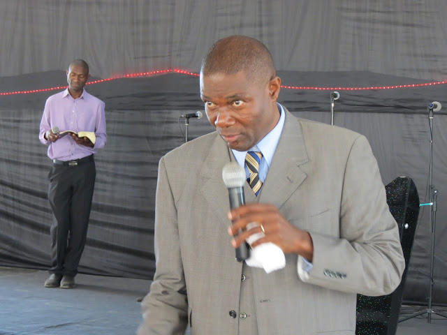 Evangelist Paul Saungweme Speaks On Lasting leadership.