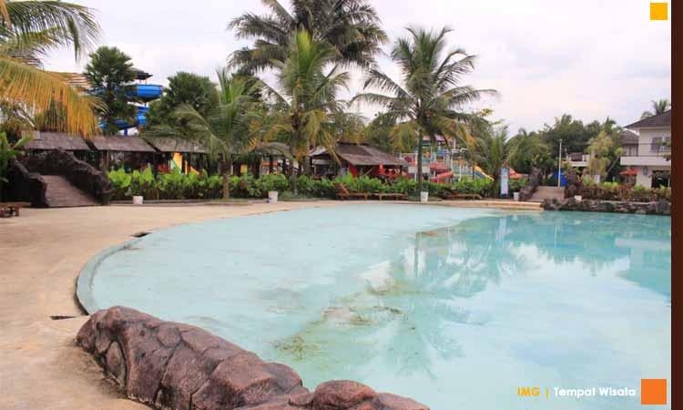 Tempat Wisata Pantai Buatan di Bandung Paling Rekomended Malaka Sari