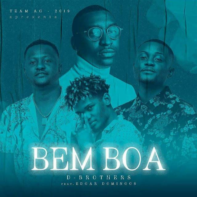 nova música do grupo D-Brothers feat. Edgar Domingos - Bem Boa