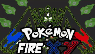 Pokemon Fire XY para GBA Imagen Portada
