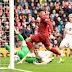 [VIDEO] CUPLIKAN GOL Liverpool 4-2 Burnley: Berkat 'Brace' Firmino Dan Mane