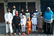 MWC NU Tambora Gelar Santunan Anak Yatim