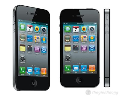 Điện thoại iPhone 4s chính hãng tại MaxMobile