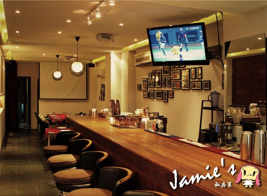 Jamie's Space-店內空間