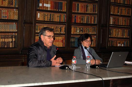 Esguard de Dona - Conferència Puig i Cadafalch, arquitecte, de Brussel·les a Andorra, passant per Chicago, a càrrec de Raquel Lacuesta