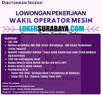 Lowongan Pekerjaan di Jaya Arta Surabaya Terbaru November 2019