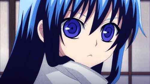 Gambar karakter anime wanita tercantik - Oikawa Tsurara ( Nurarihyon no Mago)
