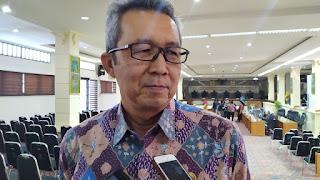 BKD Kota Cirebon : Sisa DAK 96, Digunakan Untuk Perbaikan Trotoar Tahun 2020
