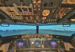 simulator pilot singapura