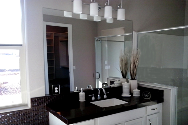 Popular Are you in the dark as to how to properly light your bathroom Whether you ure looking to improve vanity lighting or want to create a calming