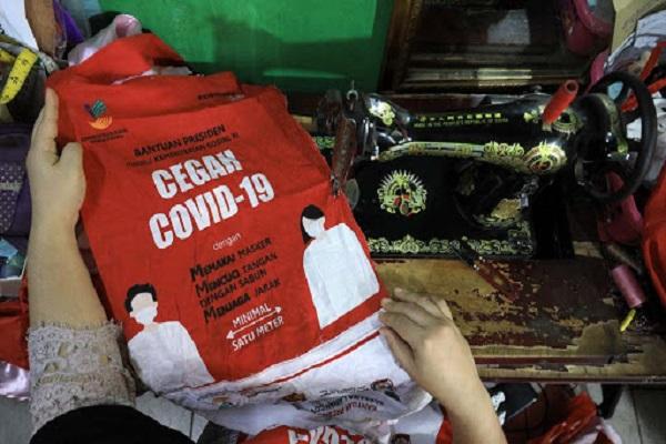 Saksi Sebut Hanya PT Sritex yang Dapat Pengerjaan Goodie Bag Bansos Covid-19