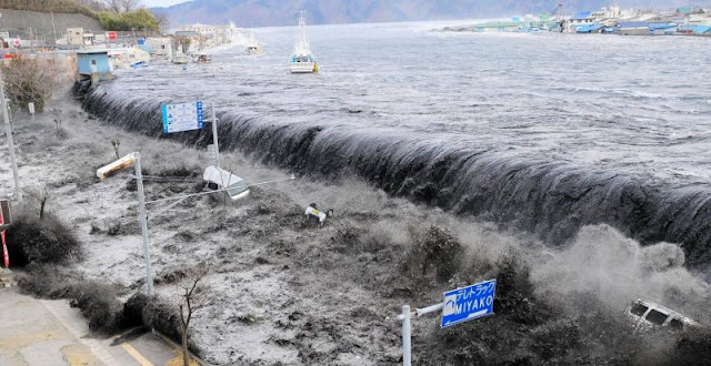 Tsunami da Indonésia