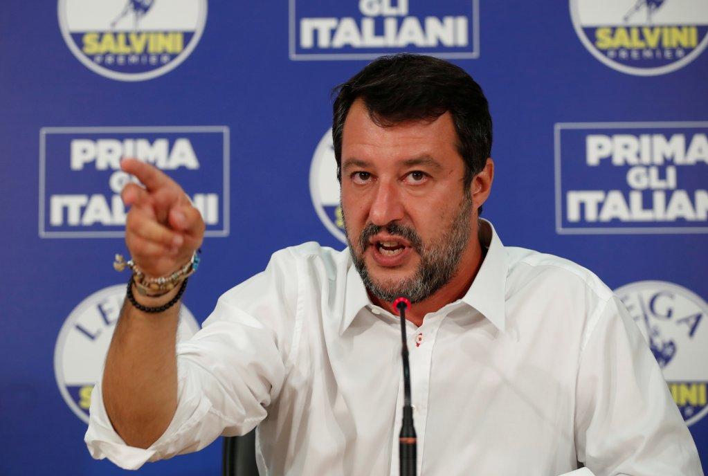 Italie : Matteo Salvini face à la justice pour « séquestration de migrants »