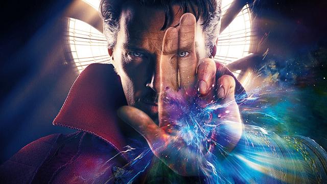 Doutor Estranho/Marvel/Reprodução