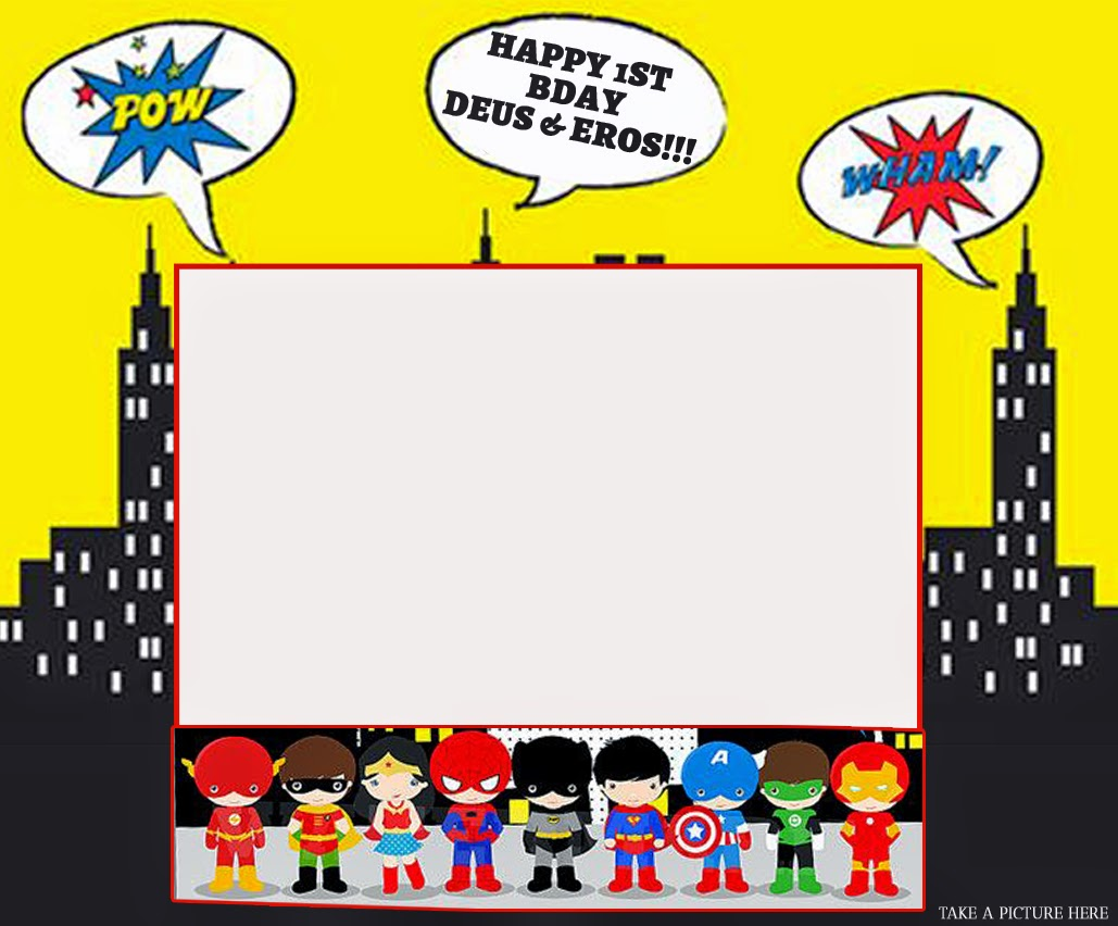 Planning a Superhero Birthday Party on a Budget - Nheng's ...