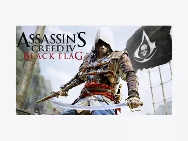 Assassin's Creed IV: Black Flag - 2013