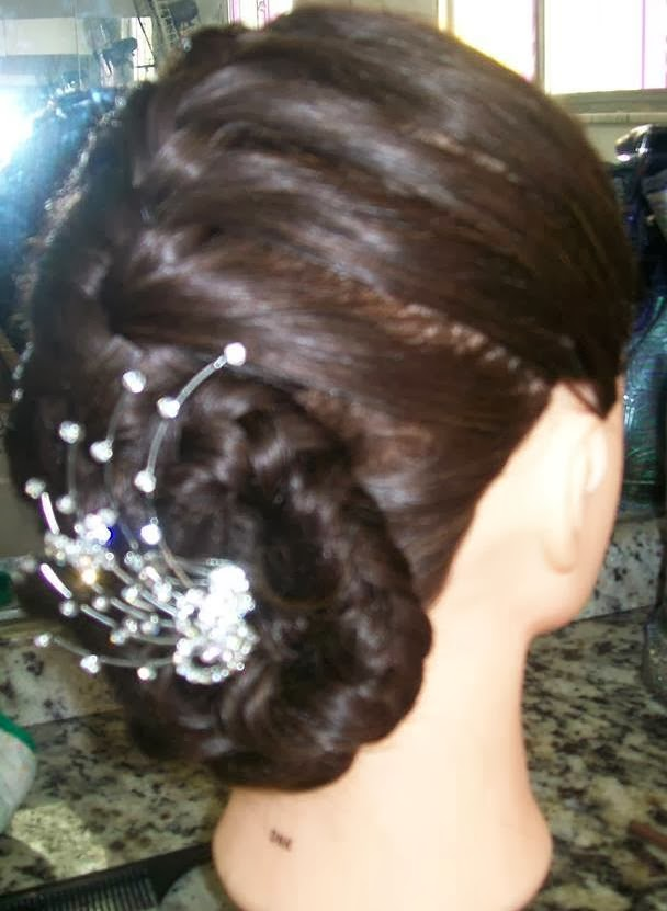 Modelos de penteado