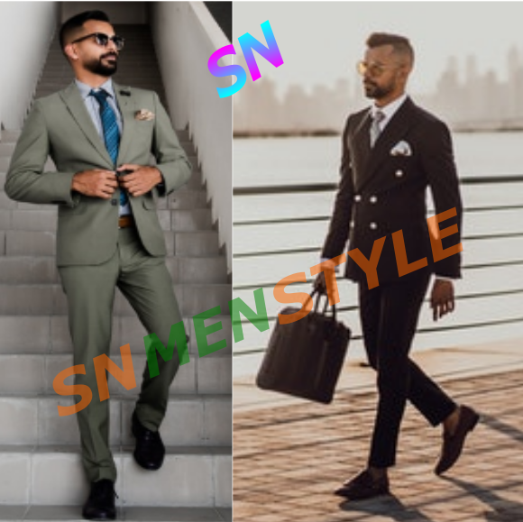 Real Gentleman Fashion Style