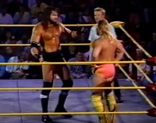 Smoky Mountain Wrestling - White Lightning Tim Horner faces Night Stalker (Adam Bomb)