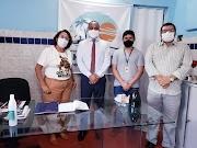 Prefeitura de Ilha Grande e Correios assinam termo de convênio para agência de Correios