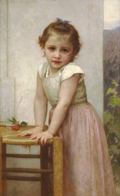 Адольф Вильям Бугро - Ивонна - 2 (1896)
