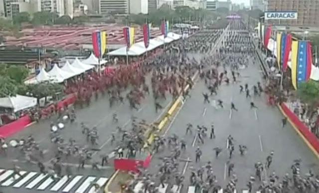 Las inconsistencias de las pruebas del atentado contra Maduro