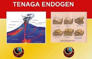 Proses Tenaga Endogen dalam Pembentukan Muka Bumi dan ...